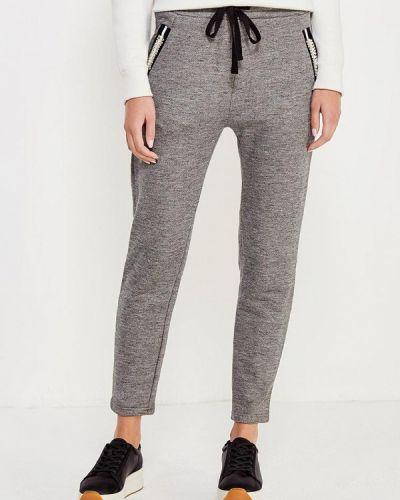 Спортивные брюки серые Zeza