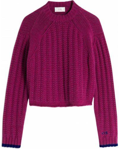 Розовый джемпер длинный Victoria, Victoria Beckham