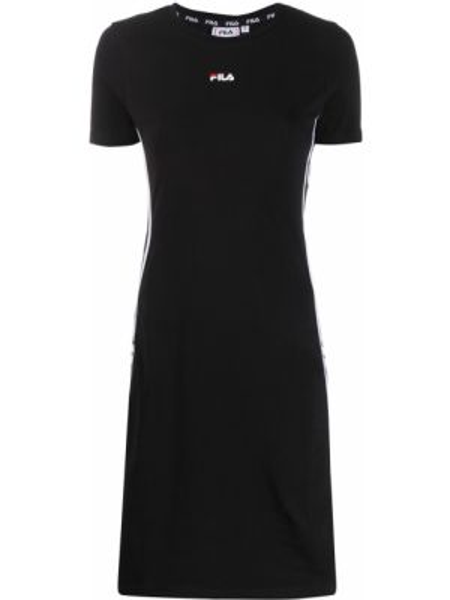 Футбольное платье мини Fila