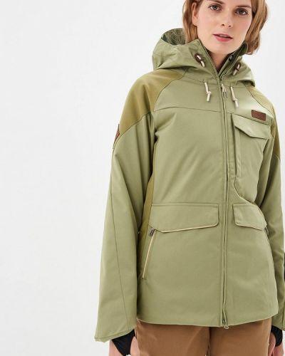 Куртка горнолыжная сноубордическая - зеленая Rip Curl