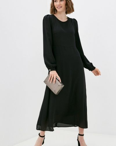 Платье - черное Please