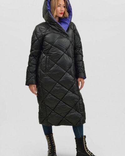 Черная утепленная куртка Doctor E