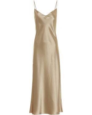 Платье золотой хаки Polo Ralph Lauren