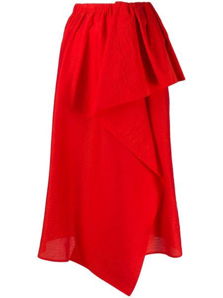 Spódnica asymetryczny na gumce Christian Wijnants