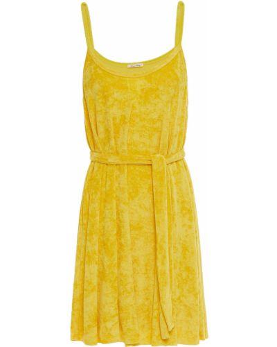 Платье мини - желтое American Vintage
