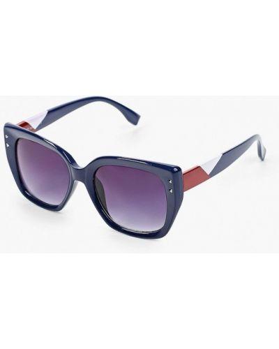 Солнцезащитные очки - синие Fabretti