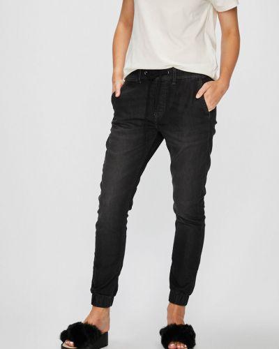 Джинсы-скинни на резинке с карманами Pepe Jeans