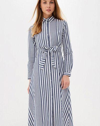 Платье платье-рубашка весеннее Modis