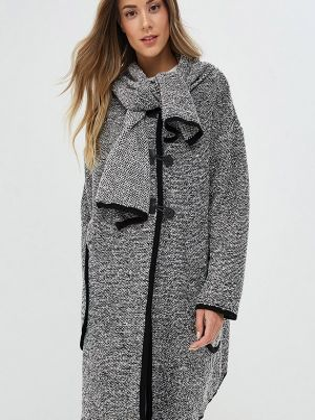Кардиган - серый Milana Style