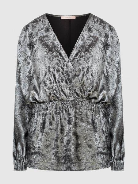 Серебряная блузка Torre Valley