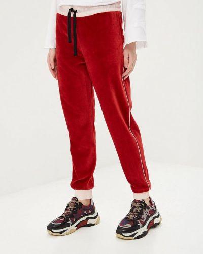 Красные спортивные брюки Ice Play