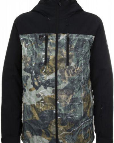 Утепленная куртка горнолыжная мембранная Quiksilver