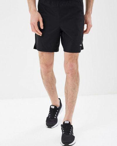 Черные шорты Anta