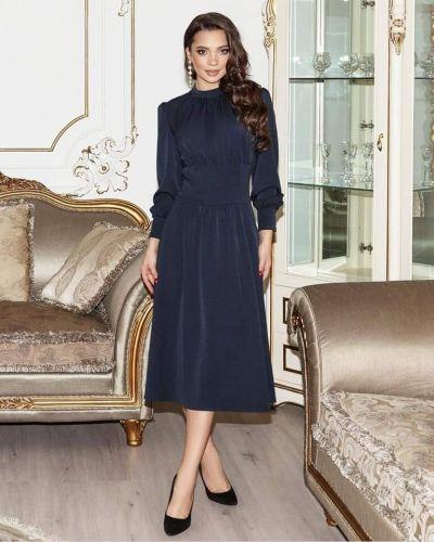 Платье - синее Jaded London