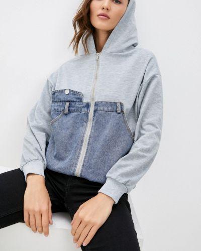Синяя джинсовая куртка Izabella