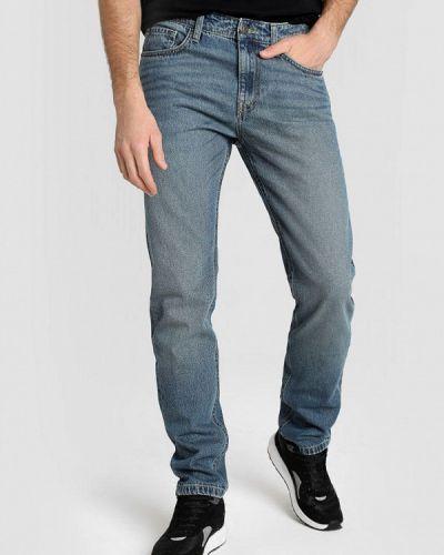 Зауженные джинсы-скинни O'stin
