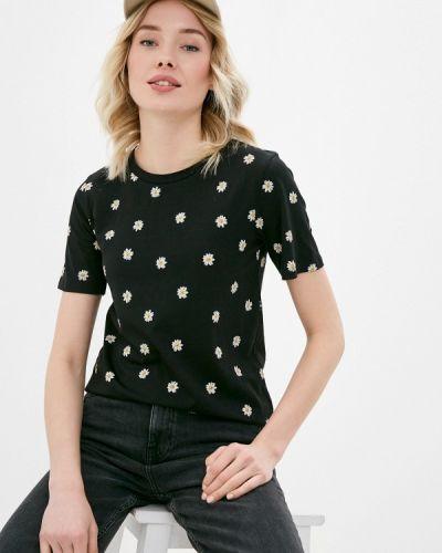 Черная футболка Marks & Spencer