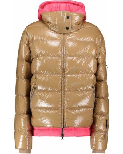Пуховая куртка - бежевая Bogner