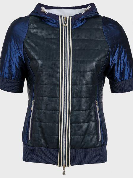 Синяя куртка на молнии Gallotti