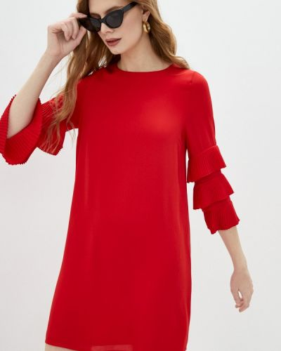 Повседневное красное платье Blugirl Folies