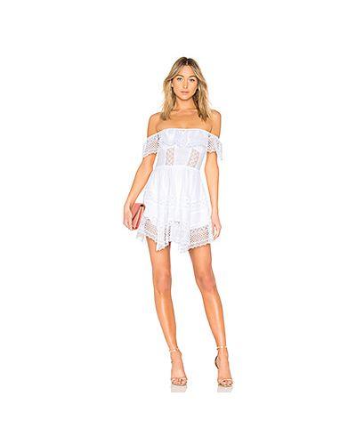 Платье на молнии ажурное Charo Ruiz Ibiza