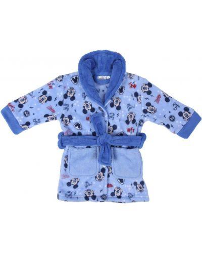 Szlafrok - niebieski Mickey