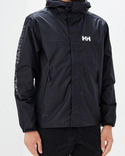 Черная ветровка Helly Hansen