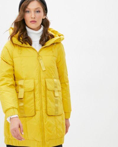 Теплая желтая куртка Savage