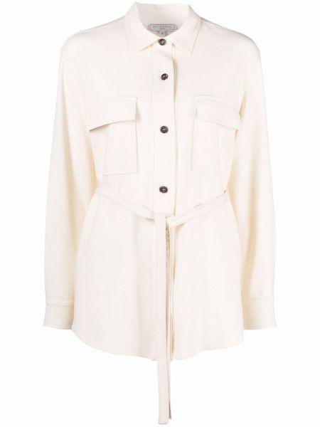 Biała klasyczna koszula Antonelli