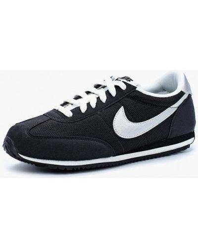 Черные кроссовки Nike