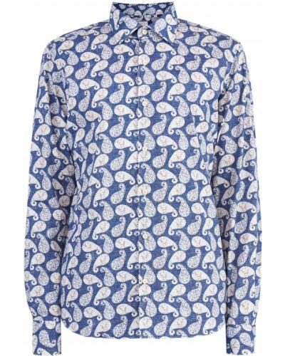Рубашка винтажная итальянский Xacus