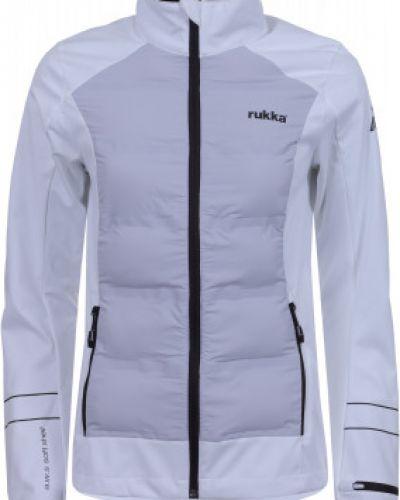 Утепленная куртка горнолыжная с капюшоном Rukka