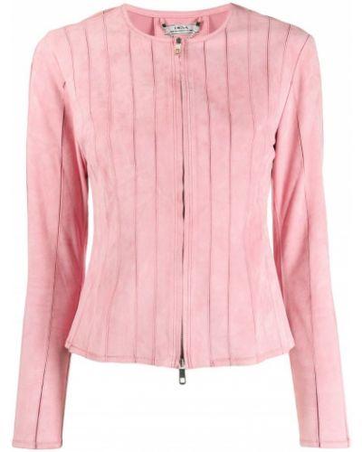 Розовая куртка Desa Collection