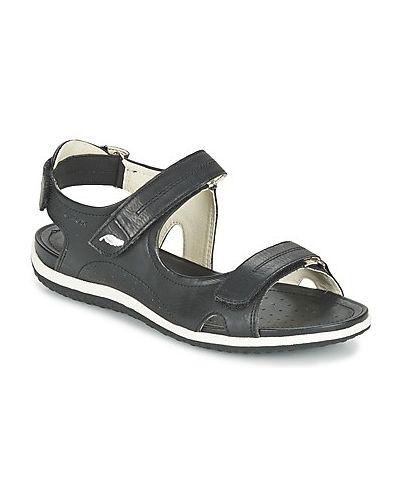 Sandały sportowe - czarne Geox