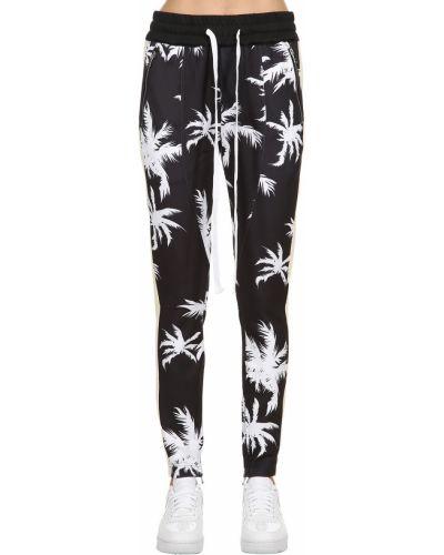 Spodnie peep toe z printem Lifted Anchors