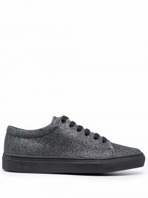 Czarne sneakersy Swear