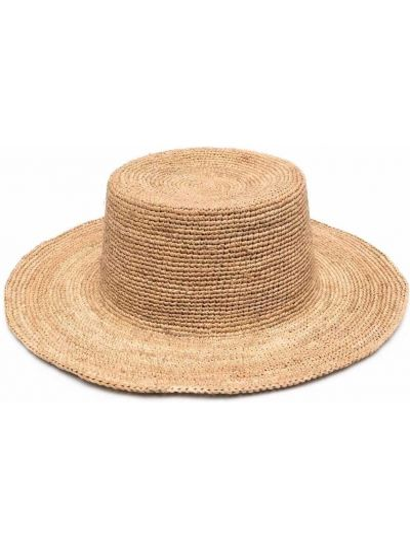 Beżowy kapelusz Ibeliv