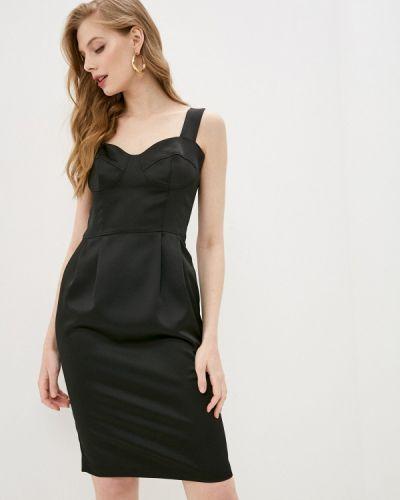 Черное платье-футляр Gregory