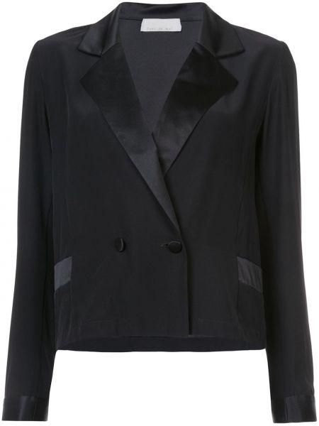 Черный пиджак Fleur Du Mal