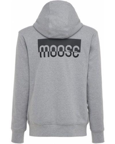 Bluza z haftem Moose Knuckles