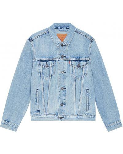 Джинсовая куртка на пуговицах свободная Levi's®