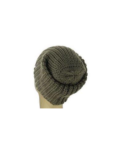 Зеленая шапка Ea7