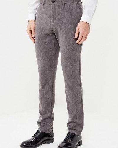 Серые брюки Lindbergh