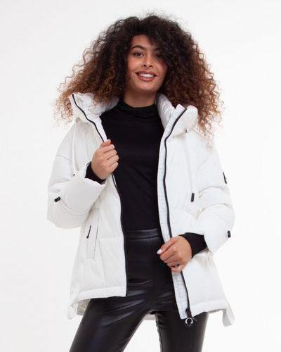 Куртка короткая - белая Visdeer