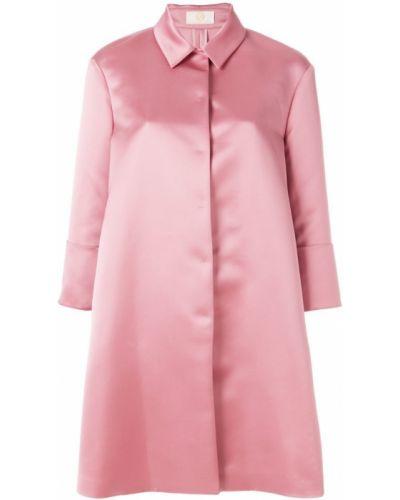 Розовый плащ Sara Battaglia