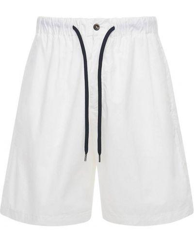Bermudy - białe Pantaloni Torino