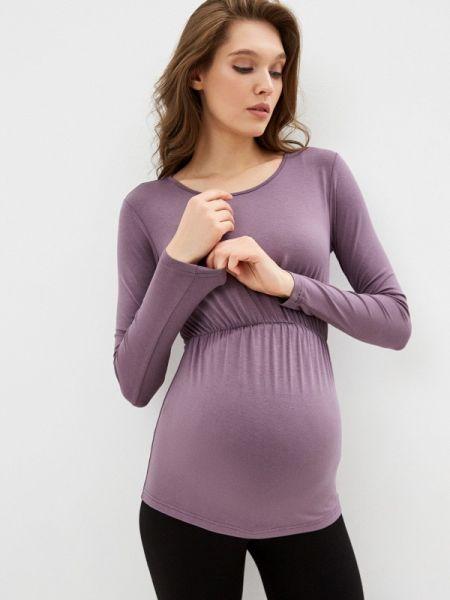Фиолетовая рубашка Budumamoy