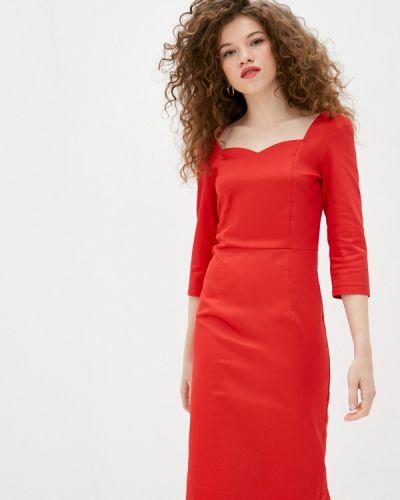 Платье - красное D&m By 1001 Dress