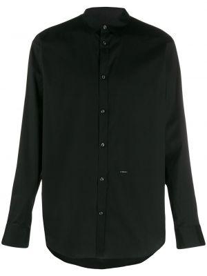 Koszula z długim rękawem klasyczna zapinane na guziki Dsquared2