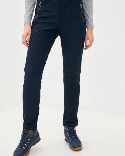 Зауженные брюки - синие Icepeak